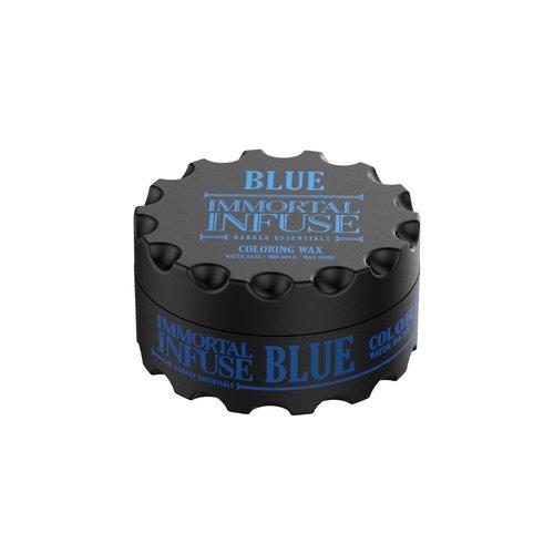 Immortal Immortal colorwax blauw 150 ml