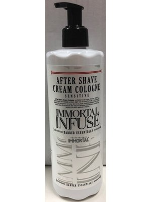 Immortal Immortal infuse aftershave sensitive 400 ml