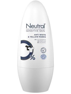 Neutral Neutral deoroller anti white & yellow marks 50 ml