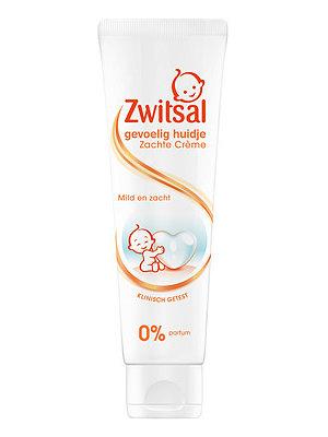 Zwitsal creme gevoelige huid 0% parfum 100 ml