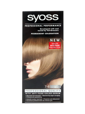 Syoss Syoss haarverf 7-6 middenblond