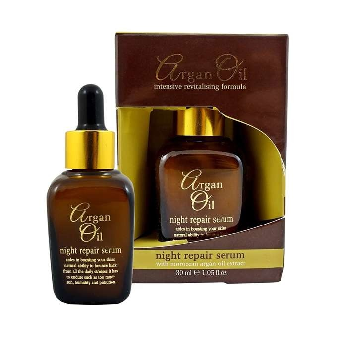 Argan Argan oil night repair serum