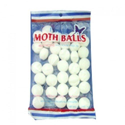 Mottenballen power 35 stuks