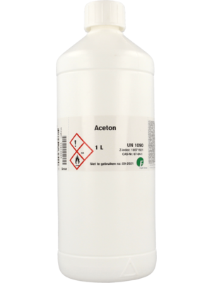 Tendo Chempropack aceton 1000 ml
