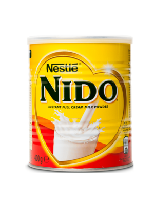 Nestle Neslte Nido Cream Milk Powder 400 gram