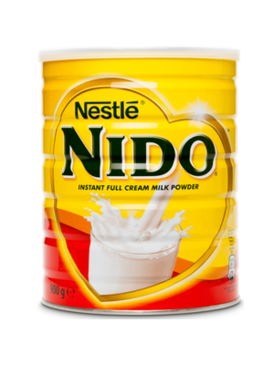 Nestle Neslte Nido Cream Milk Powder 900 gram