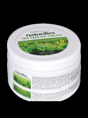 Huncalife Huncalife  Naturilies - Tea Tree Oil Cream 200 ml