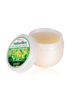 Huncalife Huncalife Naturilies - Tea Tree Oil Cream 30 ml