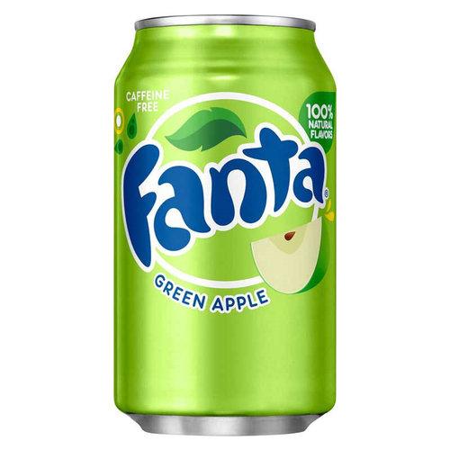 Fanta Fanta green apple 330 ml