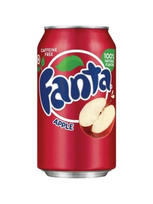 Fanta Fanta Frisdrank - Apple 300 Ml