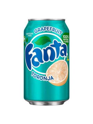 Fanta Fanta Frisdrank - Toronja 330 ml