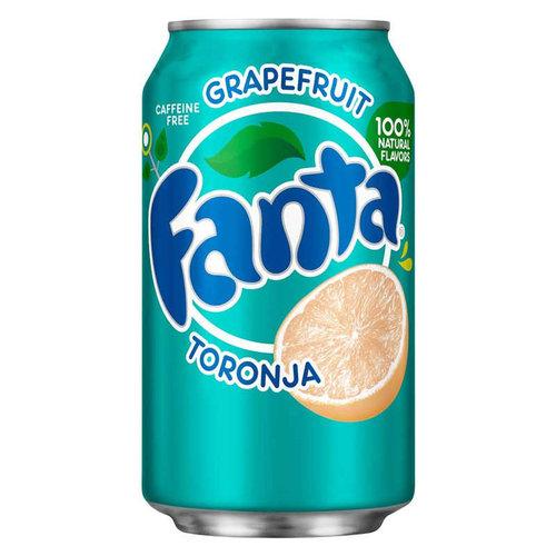 Fanta Fanta grapefruit 330 ml