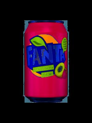 Fanta Fanta Frisdrank - Strawberry & Kiwi 330 ml