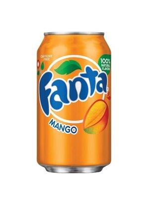 Fanta Fanta Mango 355 ml