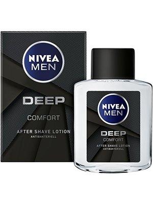 Nivea Nivea For Men Aftershave deep comfort lotion 100 ml