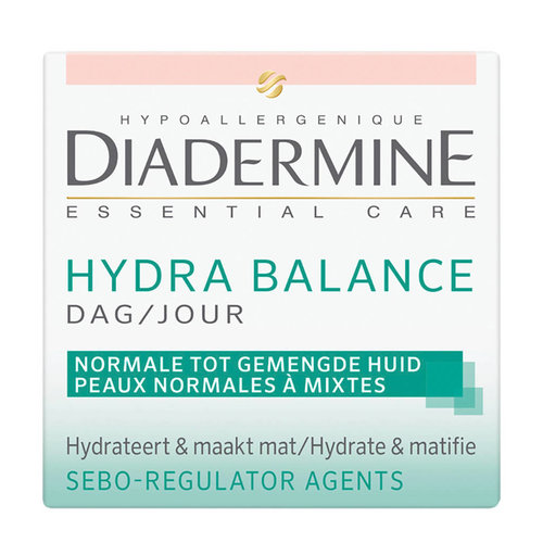 Diadermine Diadermine Hydraterende Dagcreme Normale/Gemengde Huid - 50 Ml