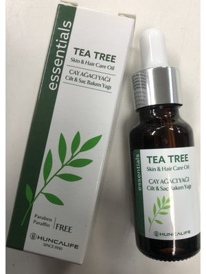 Huncalife Tea tree oil 20 ml Hunca