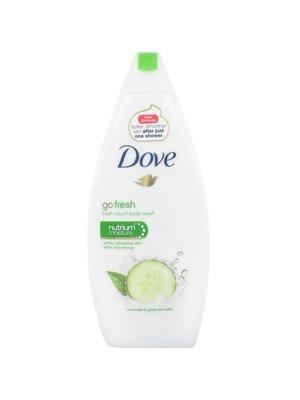 Dove Dove douchegel komkommer & green tea 500 ml