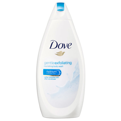 Dove Dove douchegel gentle exfoliating  500 ml