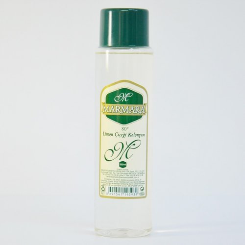 Marmara Marmara Eau De Cologne - Lemon 80% Alcohol 400 ml