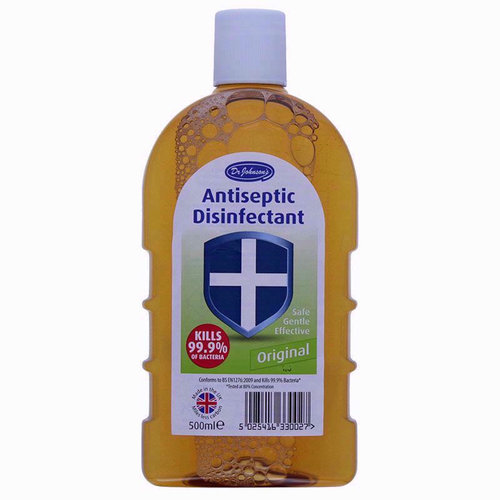 Dr. Johnson's Antiseptic Disinfectant - Original 500 ml