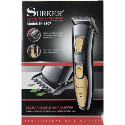 Surker Surker haar trimmer model SK-5807