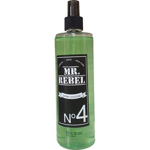 Mr. Rebel Mr.Rebel Eau De Cologne Spray - No.4 400 ml