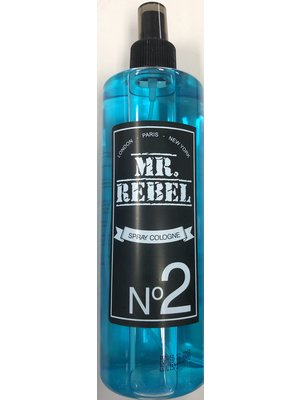Mr. Rebel Mr.Rebel Eau De Cologne Spray -  No.2 400 ml