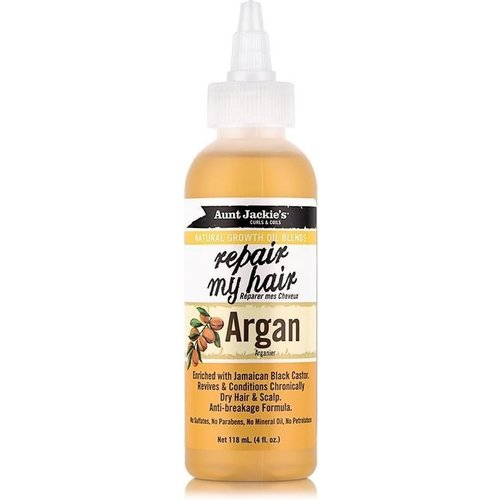 Aunt Jackie's Aunt Jackie's Natural Growth Oil Blends - Repair My Hair Argan 118ml