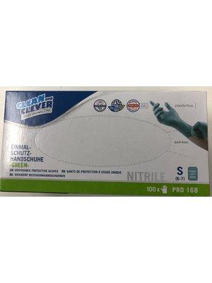 Lifetime Clean And Clever Handschoenen Nitrille - Maat Small 100 Stuks