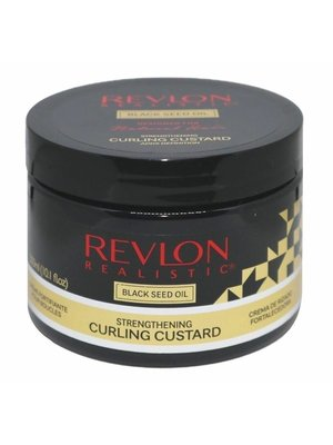 Revlon Revlon Black Seed Oil - Curling Custard 300 ml