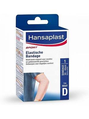 Hansaplast Hansaplast Sport Elastische Bandage  - 1m maat D (Pols/Elleboog)