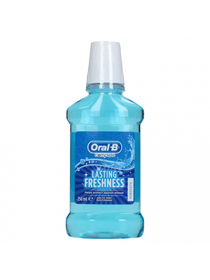 Oral Oral B Mondwater complete lasting freshness 250 ml