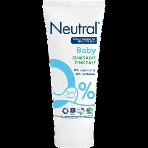 Neutral Neutral baby zinkzalf 100 ml