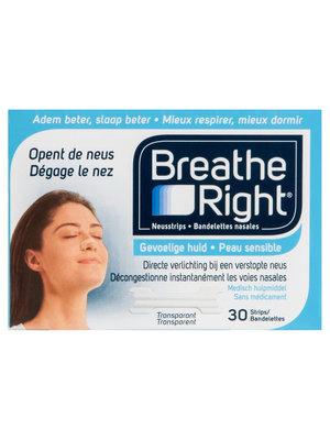 Breathe Breathe Right Tanned medium - 30 Stuks