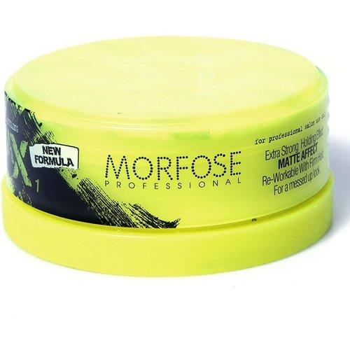 Morfose Morfose Haarwax - Matte Effect Geel 150ml