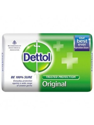 Dettol Dettol Zeep - Original 90 Gram