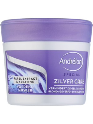 Andrelon Andrelon Haarmasker - Zilver Care 250 ml