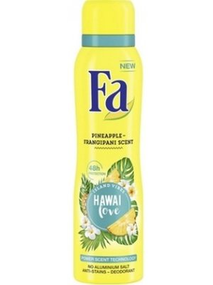 Fa Fa deodorant hawai love 150 ml