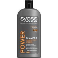 Syoss shampoo men power 500 ml