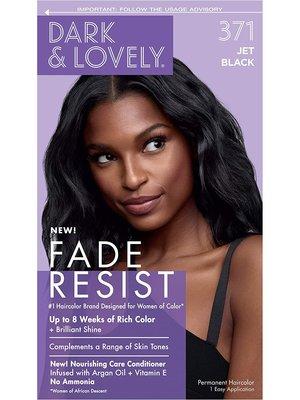Dark & Lovely Dark & Lovely Permanent Haircolor Jet Black 371