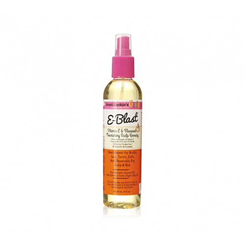 Aunt Jackie's Aunt Jackie's Curls & Coils Girls -  E-Blast Vitamin E & Flaxseed Scalp Remedy 237ml
