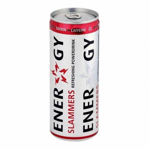 Slammers Slammers - Energydrank 250ml