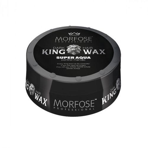 Morfose Morfose king wax extra strong 175 ml black