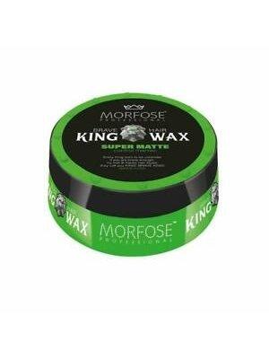 Morfose Morfose king wax super matt 175 ml groen