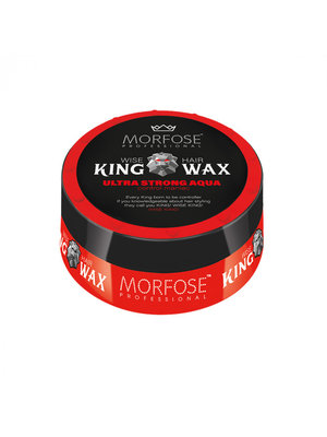 Morfose Morfose king wax ultra strong red 175 ml