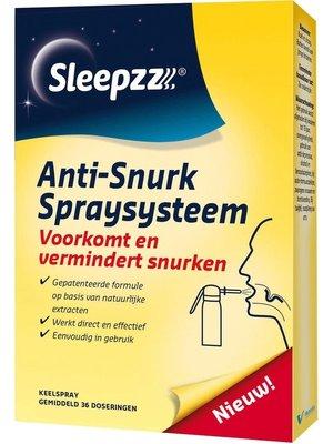 Sleepzz Anti-Snurk Spraysysteem - 36 Doseringen