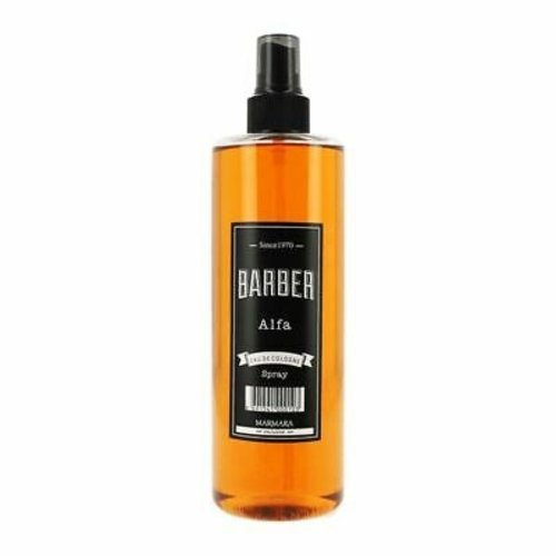 Marmara Barber Eau De Cologne Spray - Alfa 400 ml