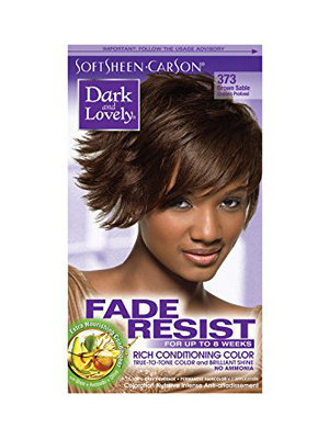 Dark and Lovely Dark & Lovely Hair Color -  373 Brown Sable