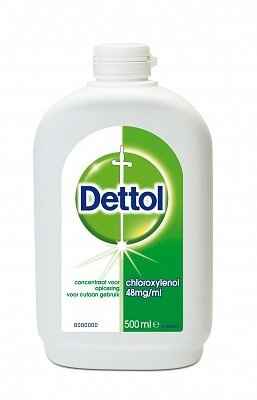 Image of Dettol Dettol Ontsmettingsmidel - 500 Ml NL